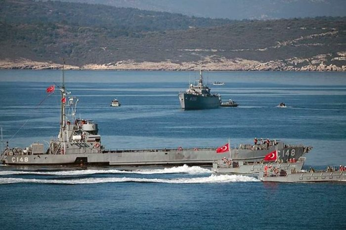 A short pause in Eastern Mediterranean tension