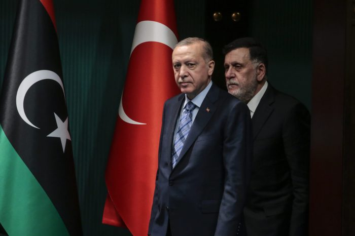 Event Summary: What's at Stake for Turkey in Libya?
