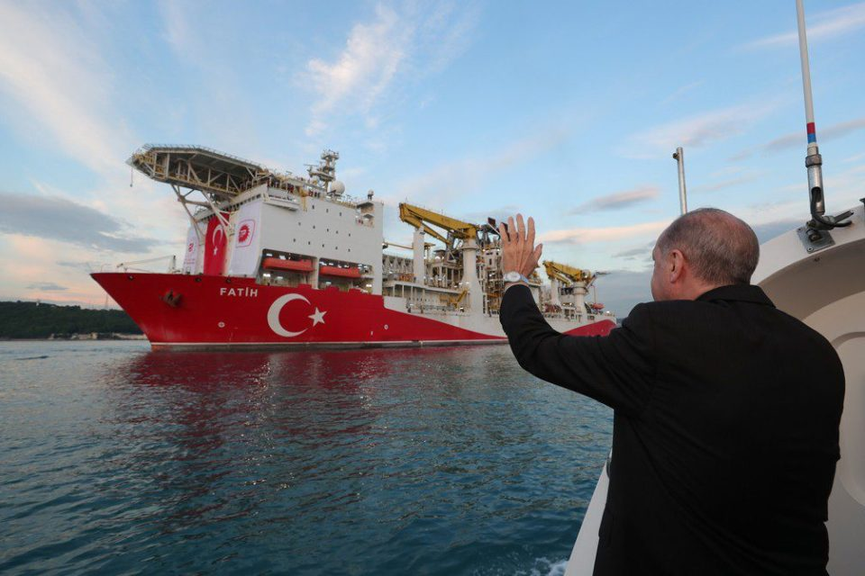 Reflections on Turkey's discovery of natural gas