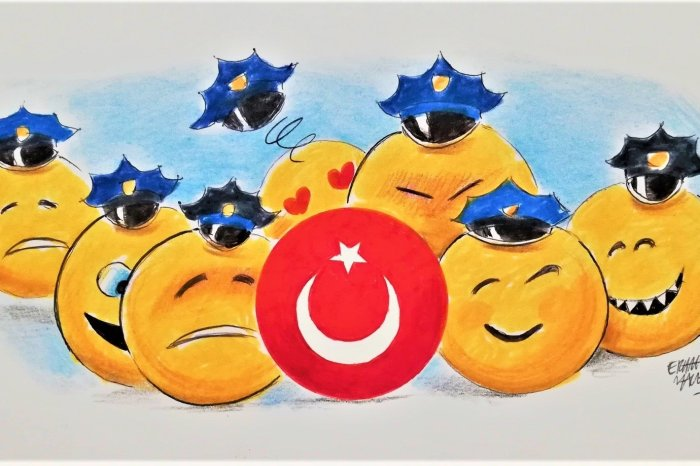 Good cop, bad cop play against Turkey?