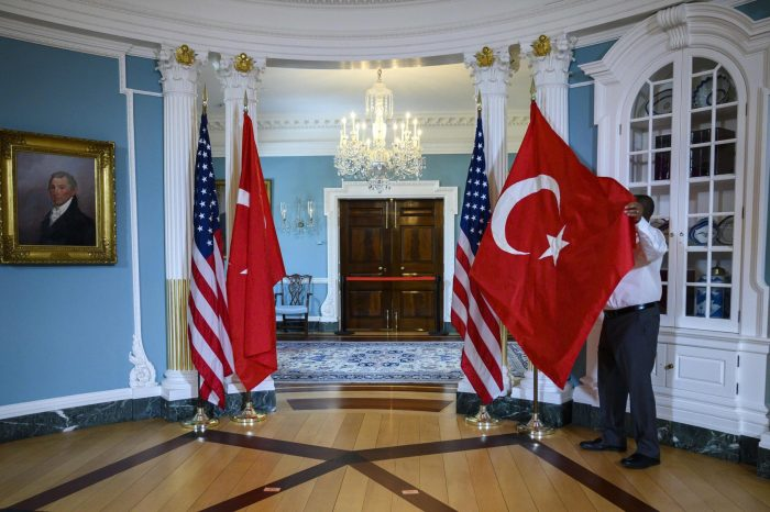 Turkey and the US presidential election