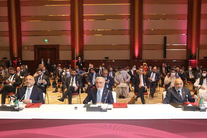 Afganistan Barış Müzakereleri Katar'da Başladı