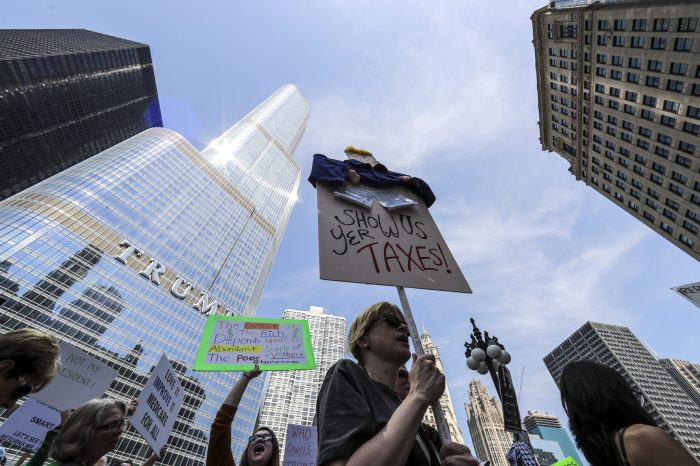 NYT Haberi Trump'ın Vergilerini Tekrar Gündeme Taşıdı