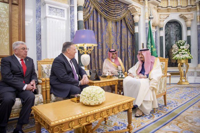Pompeo: Suudi Arabistan'a Silah Satışını Destekliyoruz
