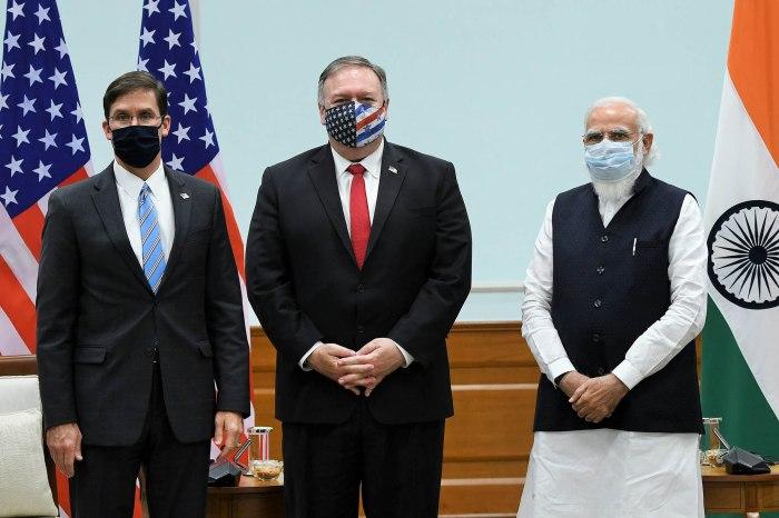 ABD Çin'e Karşı Hindistan'la İlişkileri Derinleştiriyor