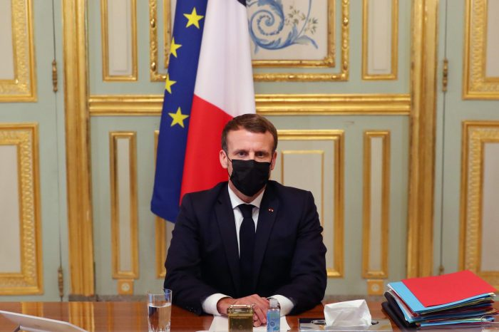 Emmanuel Macron needs to unload the white man's burden