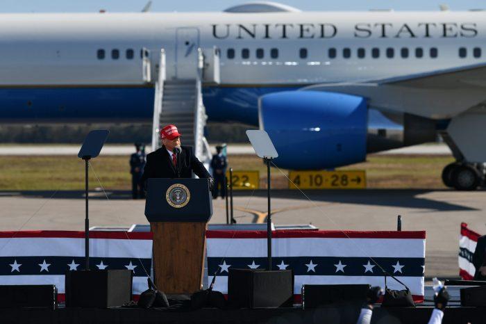 ABD Açık Semalar Anlaşması'ndan Resmen Çıktı