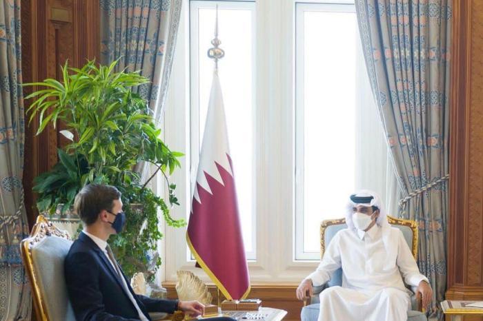 Kushner'den Katar Diplomasisi