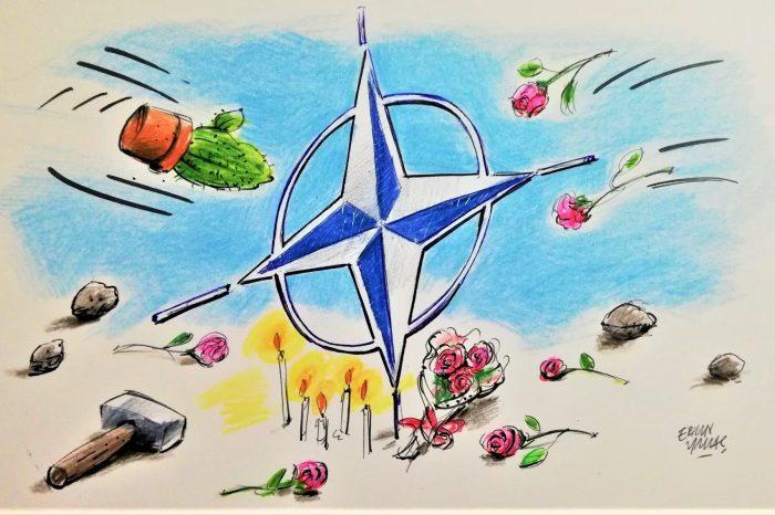 Turkey's position in NATO and terror concerns