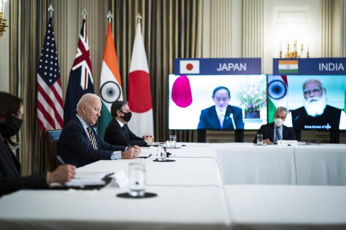 The 'Pivot to Asia' in Joe Biden style