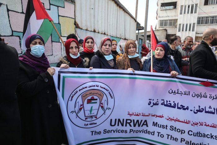 ABD Filistin'e Yardımları Yeniden Başlatıyor