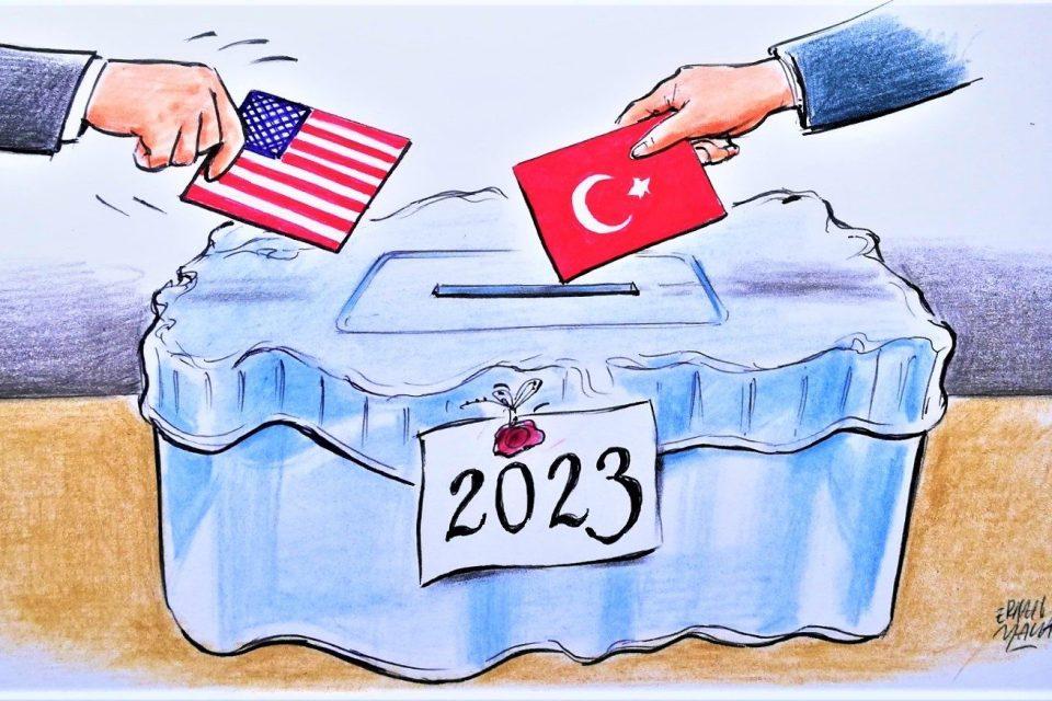 Critical centennial elections in Turkey