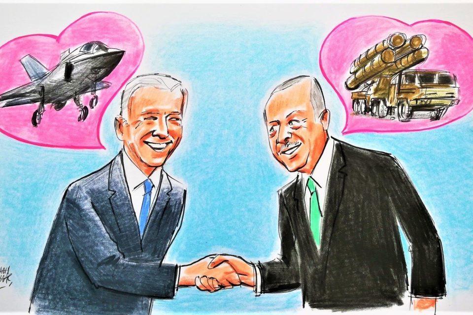 Erdoğan-Biden meeting an indicator for other US allies