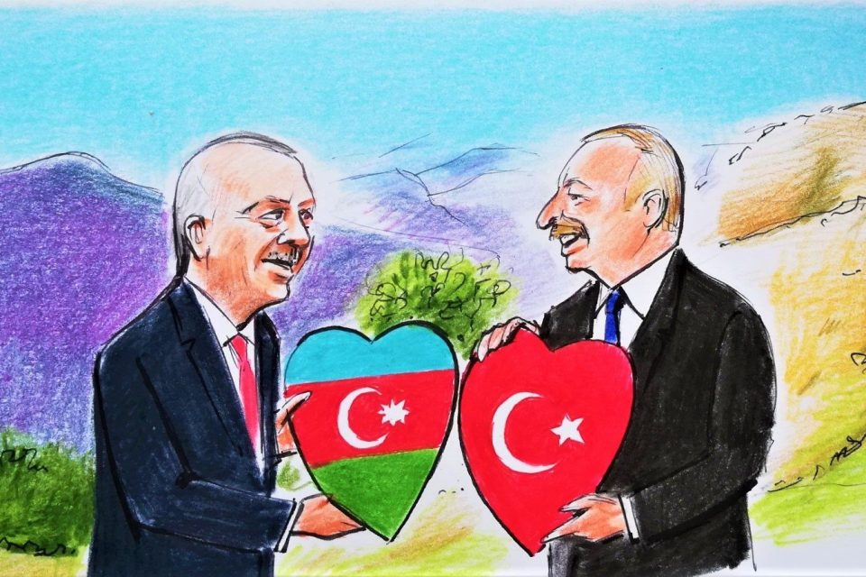 From Brussels to Shusha, Erdoğan's diplomacy takes hold