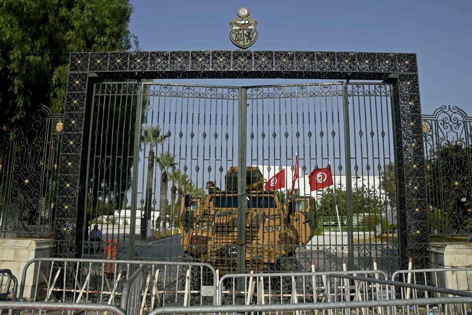 The populist coup in Tunisia
