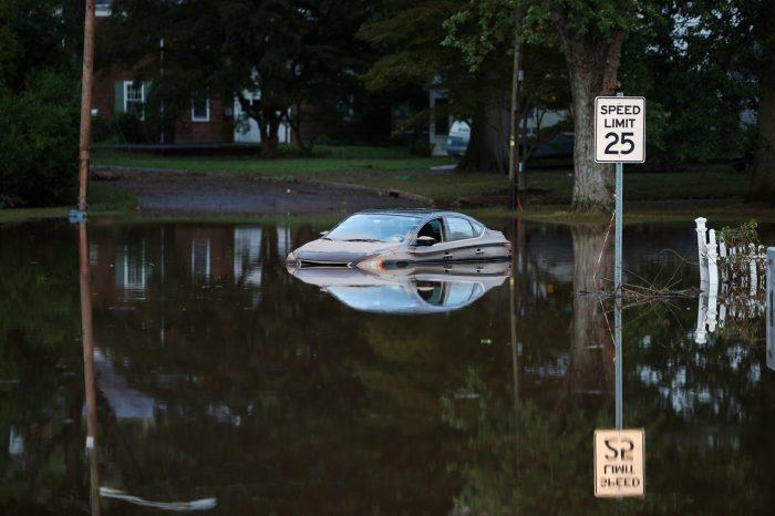 IDA Kasırgası Güney ve Kuzeydoğu Eyaletlerini Vurdu