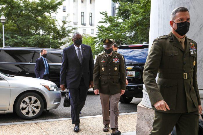 Savunma Bakanı ve Generaller Kongre'de Afganistan'ın Hesabını Verdi
