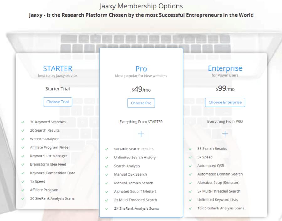 什麼是jaaxy關鍵字工具