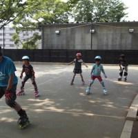 インラインスケート教室