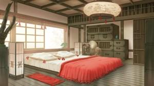 bedroom anime wallpapers 1920 1080 koujaku background club senpai dramatical murder wall