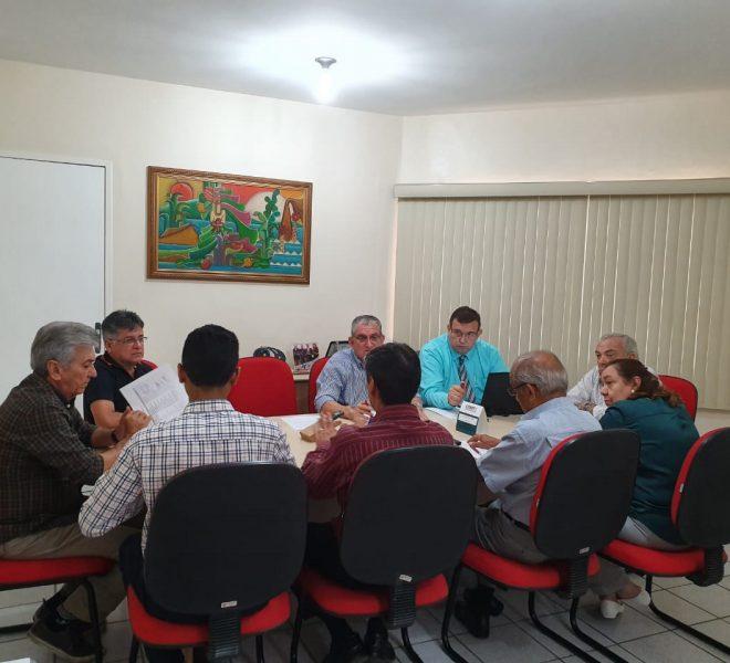 Reunião Diretoria 03-09