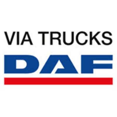 Logo Via Trucks Daf