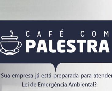 Café com Palestra