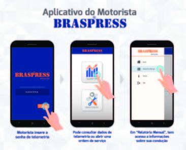 App do Motorista
