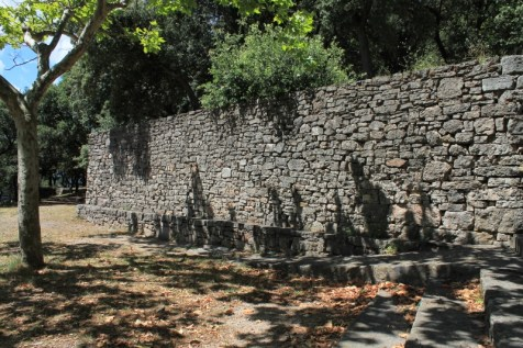 Murs en pierres sèches