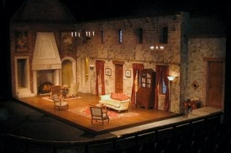 Flats are overrated  Set Design and Tech