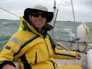 At the helm of Cavendysh