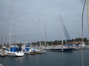 Shelter Bay Marina, Panama