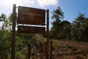 Entry to Rancho El Chato 2