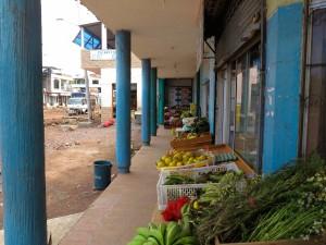 Local market, Puerto Ayora