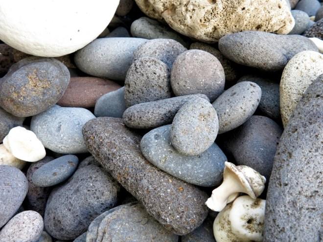 Stone Beach, Taiohae Bay, Nuku Hiva