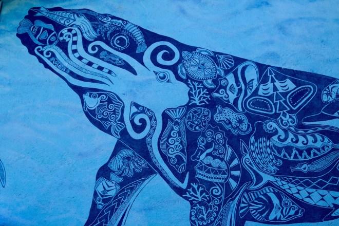 Whale Art, Rarotonga