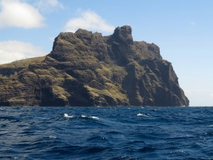 Southeast point of Nuku Hiva