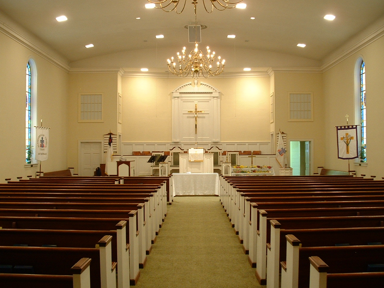 institutional church  Set FREE From the IC