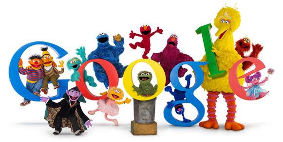 Google Sesame Street Images