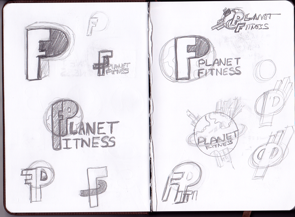 Project 1 – Planet Fitness Re-Branding
