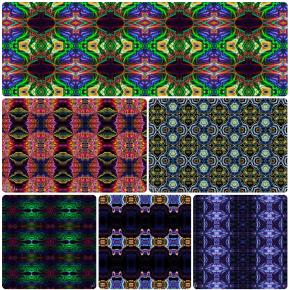 31317 Kaleidoscopic Humanoids