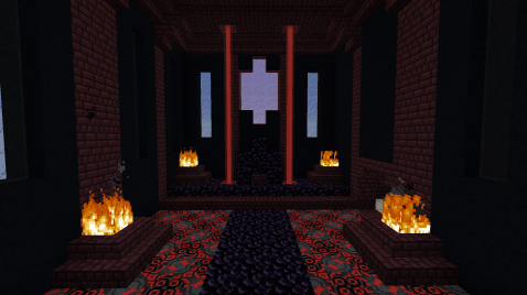 Throne Room of the Lord of Outer Night