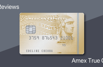 Review: Amex True Cashback Card – How to Get 3.8% Cashback on Almost Anything, or 1.17% Off Your Income Tax
