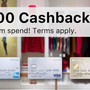 Highest-ever: $300 Cashback For DBS Cards; No Minimum Spend!