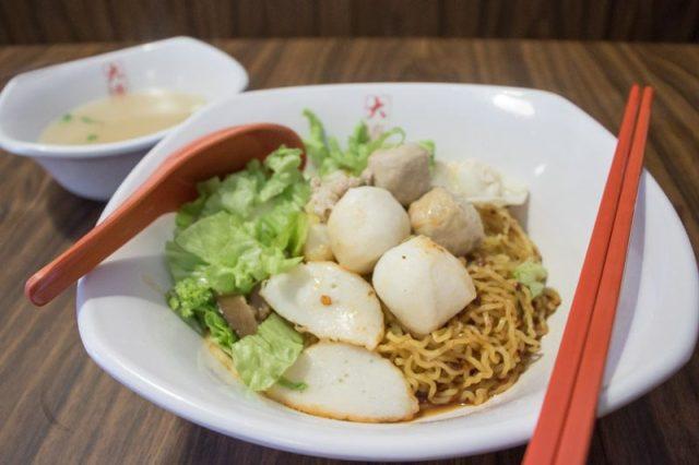 Da Lian Traditional Noodle 1