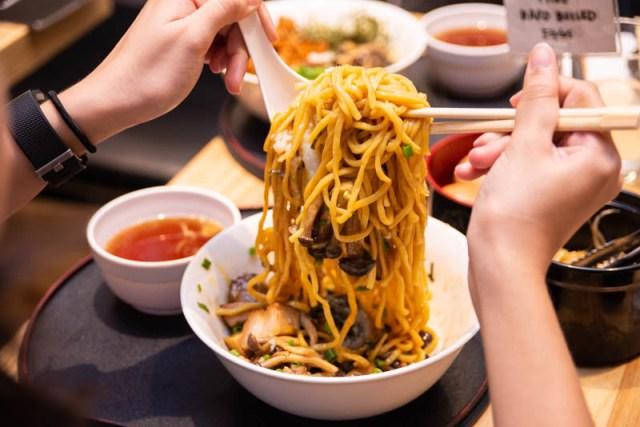 Japanese Restaurants Free Upsize 8