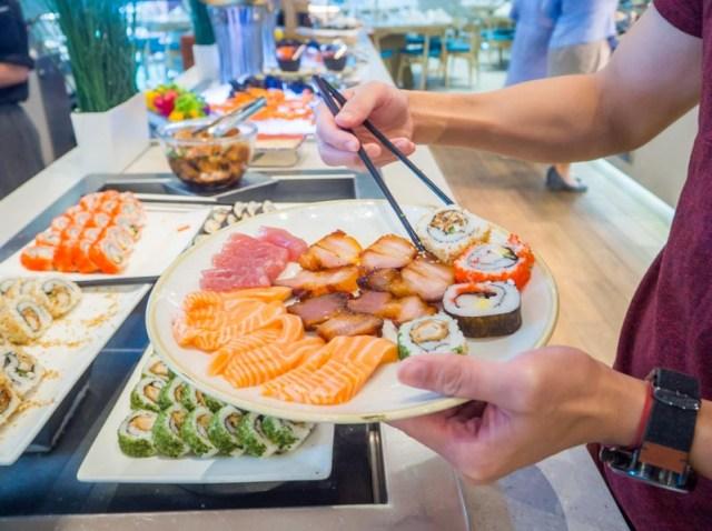 ellenborough market cafe one plate buffet - 11