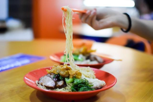 Truffle Noodles 8