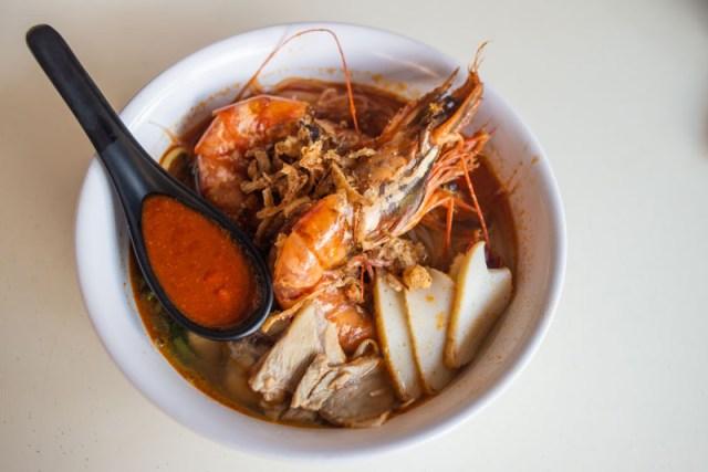 Ah Lipp Famous Penang Prawn Noodles 1