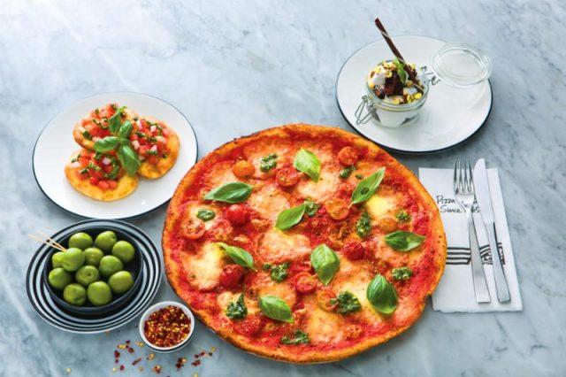 Deliveroo Pizzaexpress Online
